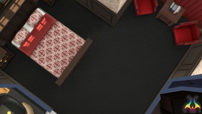 Earthbound Twisted and Looped Carpeting by Wykkyd at Mod The Sims image 656 670x377 Sims 4 Updates