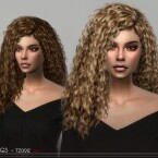 WINGS-TZ0912 Hair by wingssims