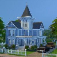 Bluebird Manor by pollycranopolis