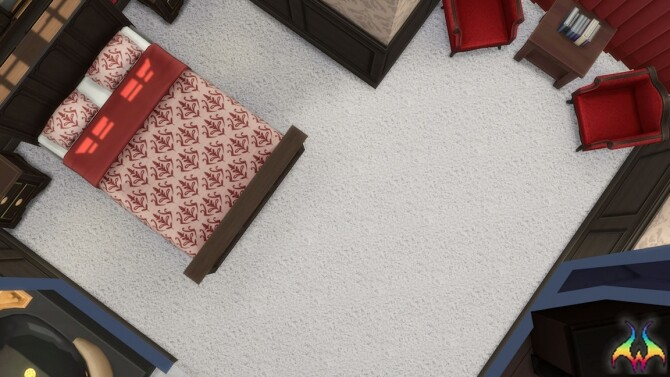 Earthbound Twisted and Looped Carpeting by Wykkyd at Mod The Sims image 667 670x377 Sims 4 Updates