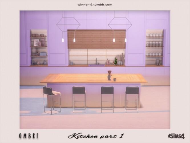 Ombre Kitchen part 1 by Winner9