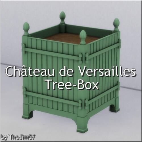 Chateau de Versailles Tree-Box by TheJim07
