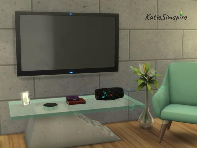 JBL Speaker by Katiesimspire at TSR image 7020 670x503 Sims 4 Updates