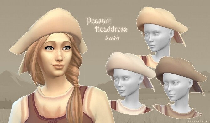Peasant Set by kennetha v at Mod The Sims image 716 670x394 Sims 4 Updates