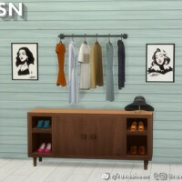 Clothes Minded Hanging by RAVASHEEN