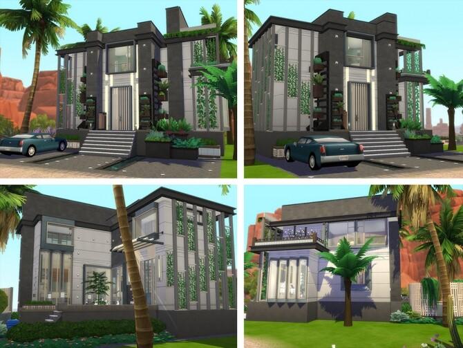 Sims 4 Elodie Loft by Ineliz at TSR