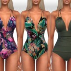 Colorful Summer Swimsuits by Saliwa