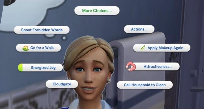 Sims 4 Wash Face at Sinks by lemonshushu at Mod The Sims