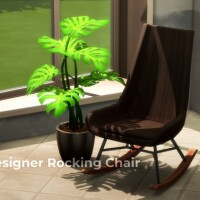 Designer Rocking Chair by littledica