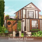 Industrial House by Mini Simmer