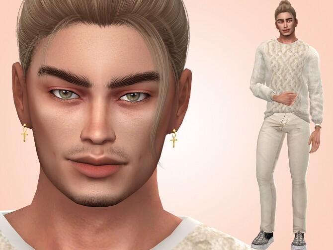 Sims 4 Romeo Wright at MSQ Sims