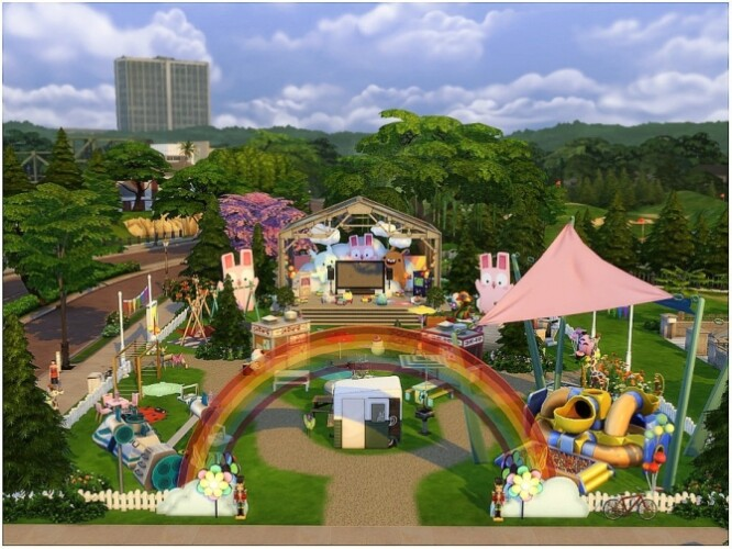 Bunny Park by lotsbymanal
