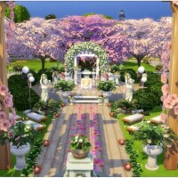 Cherry Wedding by lotsbymanal