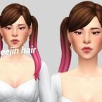 heejin hair