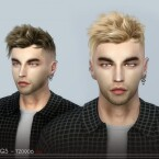 WINGS-TZ0906 hair by wingssims