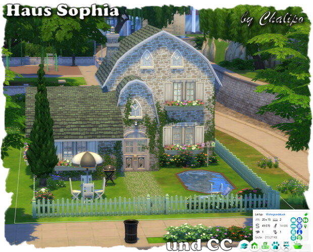 Sophia home by Chalipo