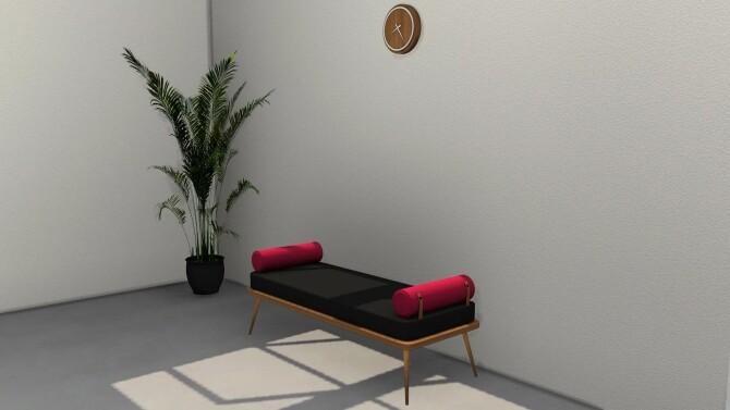 Sims 4 Sofa Bench at Sunkissedlilacs
