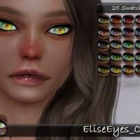 Elise Eyes CL by tatygagg