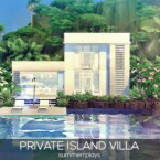 Private Island Villa by Summerr Plays