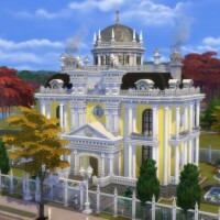 Villa Yellow by alexiasi
