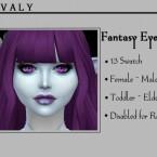 Fantasy Eyes V2 by Reevaly