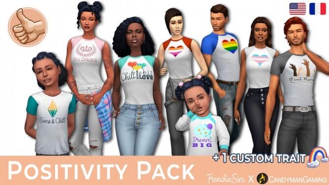 Positivity Fan Pack