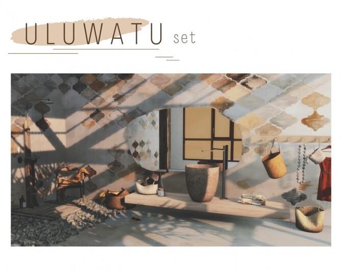 ULUWATU SET at Sundays Sims image 8713 670x536 Sims 4 Updates