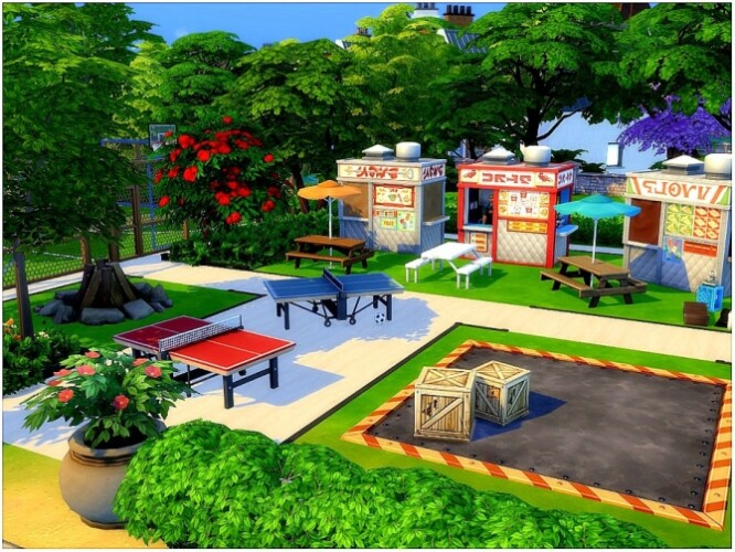 Student Park by lotsbymanal