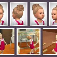 Liva Toddler Hair