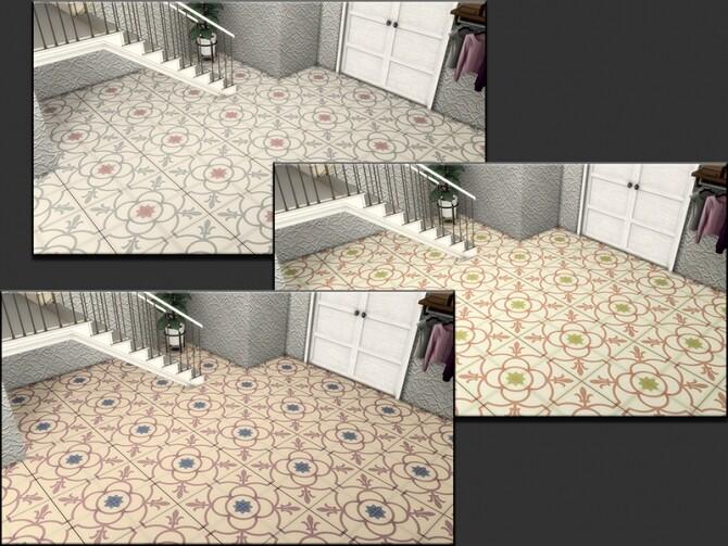 Sims 4 MB Neat Hallway Liz by matomibotaki at TSR