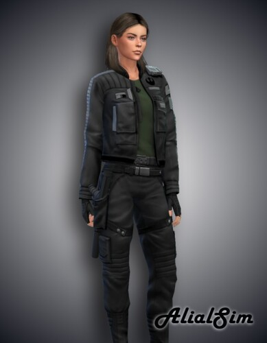 Recolor of Batuu outfit