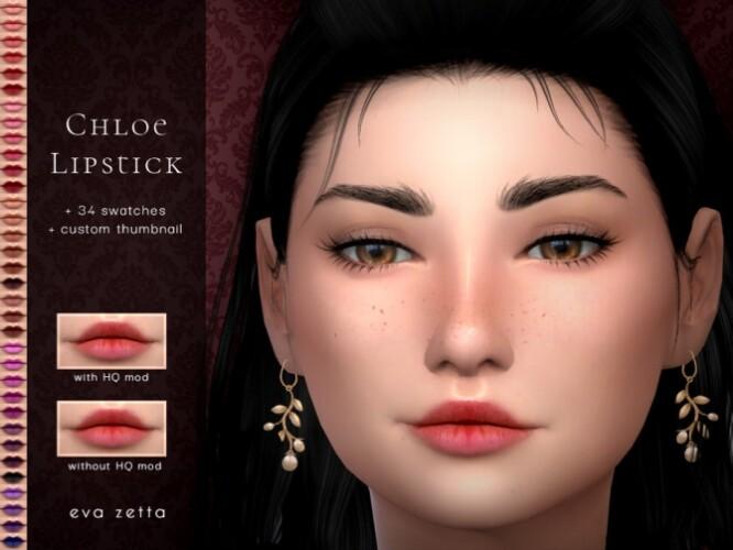 Chloe Lipstick by Eva Zetta