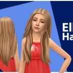 Ella Hair by qicc