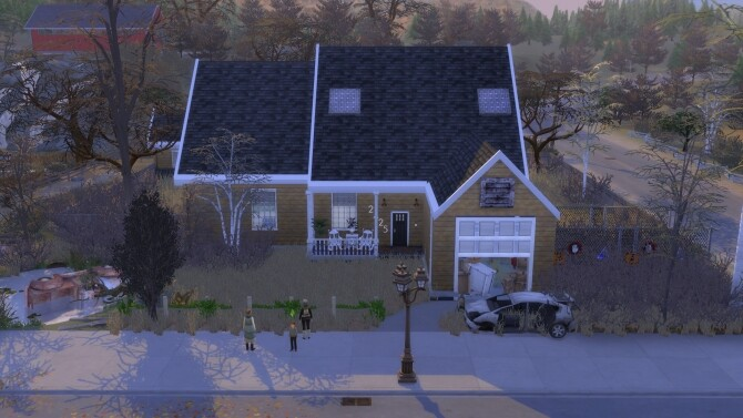 2425 Constance Ave (TLOU2) by Cuddlepop at Mod The Sims image 971 670x377 Sims 4 Updates