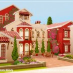 Mediterranean Beauty Home by sharon337