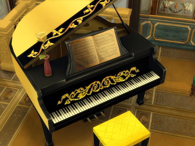Forgotten Notes Piano