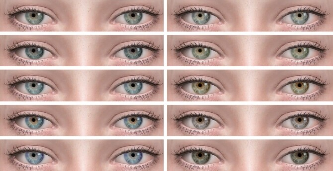Ethereal Lenses 012 at Lutessa image 1007 670x345 Sims 4 Updates