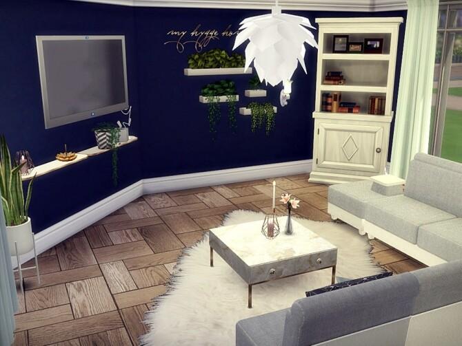 Sims 4 Living room Edora by nobody1392 at TSR
