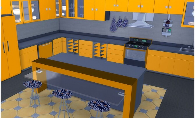 Senso Kitchen at LIZZY SIMS image 10419 670x407 Sims 4 Updates