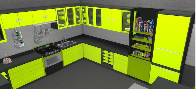 Senso Kitchen at LIZZY SIMS image 10520 670x307 Sims 4 Updates