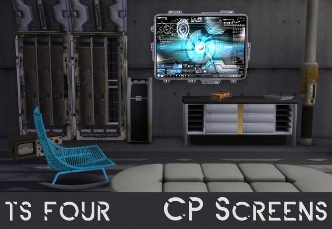 CP screens