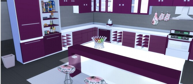 Senso Kitchen at LIZZY SIMS image 10620 670x292 Sims 4 Updates