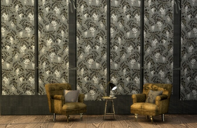 Fitzroy wall panels at Tilly Tiger image 1067 670x436 Sims 4 Updates