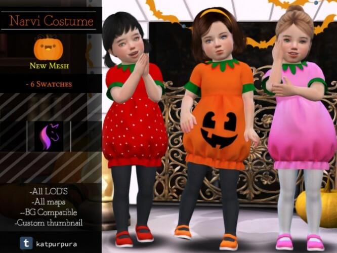 Narvi Halloween Costume by KaTPurpura