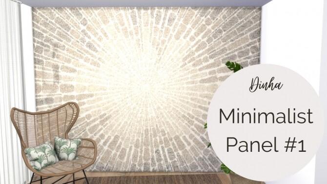 Minimalist Panel