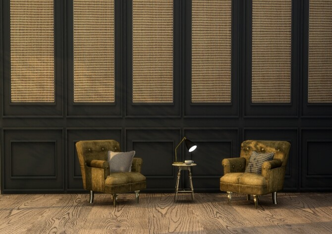 Fitzroy wall panels at Tilly Tiger image 1077 670x472 Sims 4 Updates