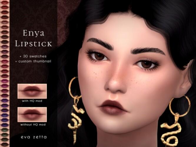 Enya Lipstick by Eva Zetta