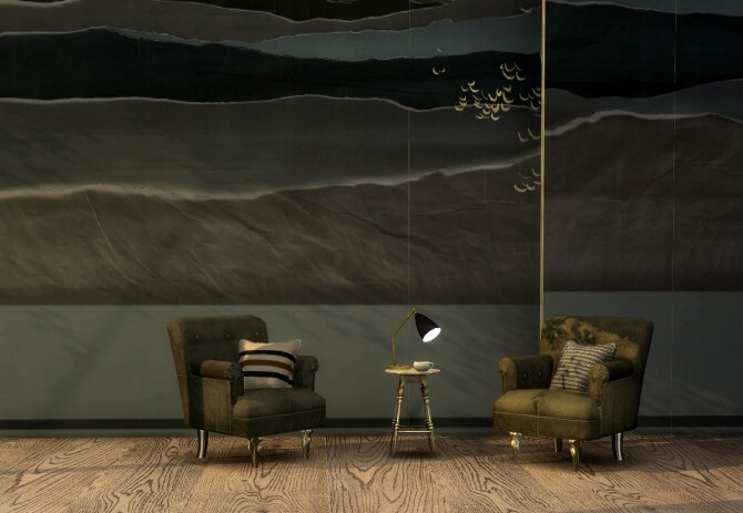 Fitzroy wall panels at Tilly Tiger image 1087 670x463 Sims 4 Updates