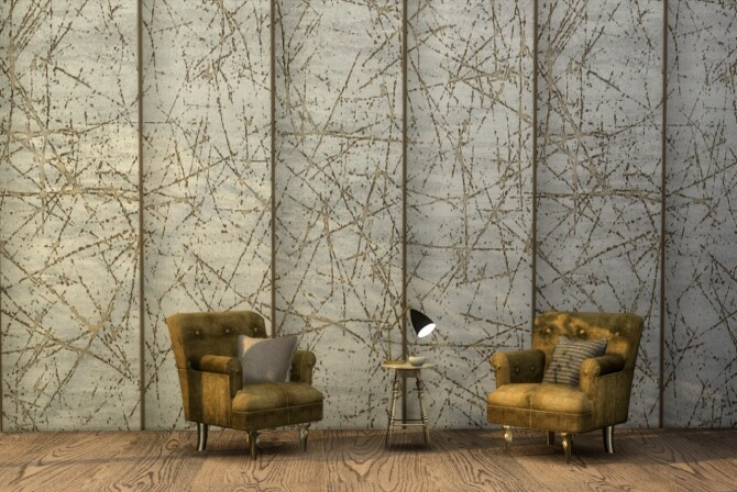 Fitzroy wall panels at Tilly Tiger image 11010 670x448 Sims 4 Updates