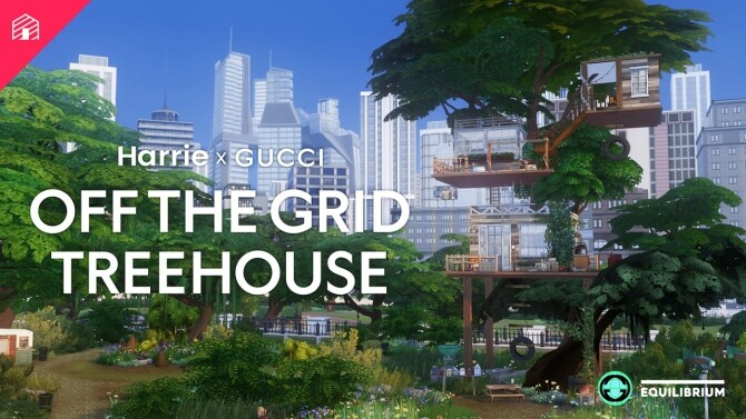 Off The Grid Treehouse